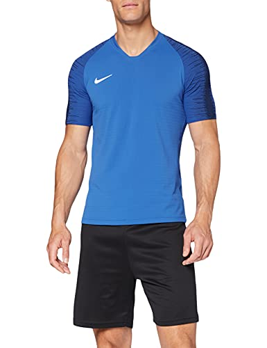 NIKE Vaporknit II SS Jersey Camiseta, Hombre, Royal Blue/Obsidian/White, 2XL