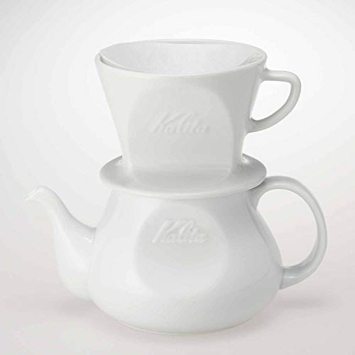 カリタKalitaコーヒーポット波佐見焼磁器製700mlHASAMI&Kalita#35197