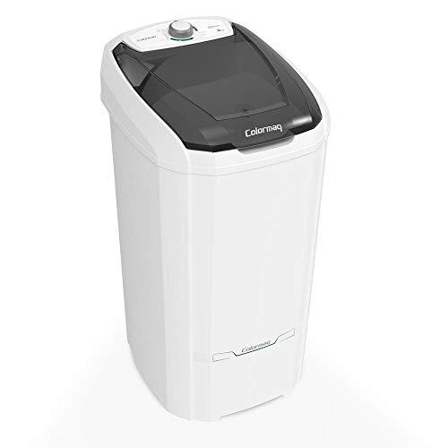 Tanquinho Semi-automática Colormaq 8kg Lcs Branca