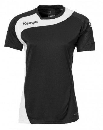 FanSport24 Kempa Peak Trikot, Damen, schwarz/weiß Größe L