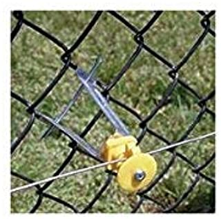 Fi-Shock Chain Link Insulator 4-1/2