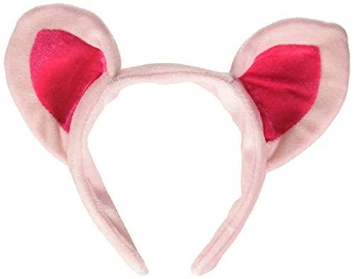 Forum Novelties Women's Pig Costume Accessory Kit, Pink, One Size