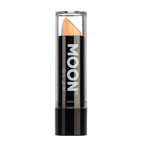 Moon Glow -Neon UV Lippenstift4.5g Pastell Orange –ein spektakulär glühender Effekt bei UV- und Schwarzlicht!
