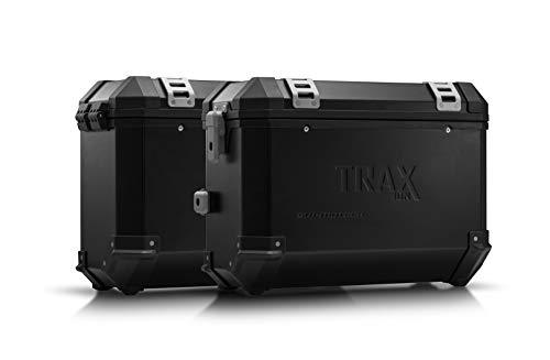SW-MOTECH - Sistema de maletas TRAX ION Negro. 37/37 L. Husqvarna TR 650 Terra / Strada.