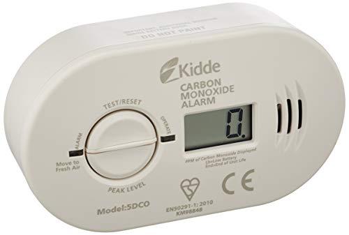 Kidde KID0230UK - Detector de CO2