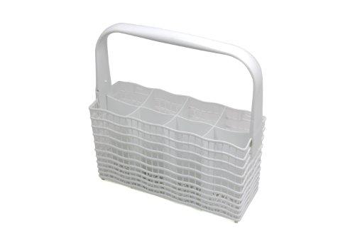 Zanussi 1524746102 Besteckkorb für Spülmaschine, Weiß
