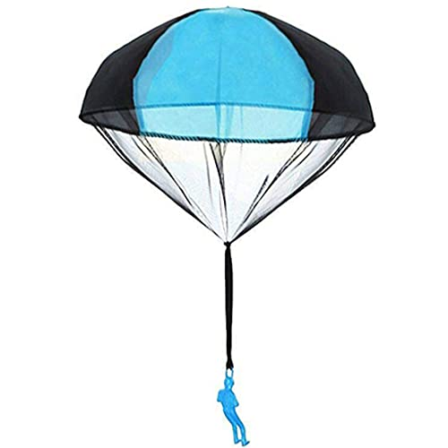 MAGELIYA 1Set Tangle-Free Throwing Fallschirmspielzeug Kids 'Party Favor Sets Outdoor-Wettbewerbsspiele Handwurf Fallschirm Spielzeug