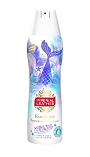Imperial Leather Foamburst Mermazing Shower Gel with Fijian Water & Lotus Flower, Luxurious Body Wash Multipack 6 x 200ml (B07JCRT6BL) | Amazon price tracker / tracking, Amazon price history charts, Amazon price watches, Amazon price drop alerts