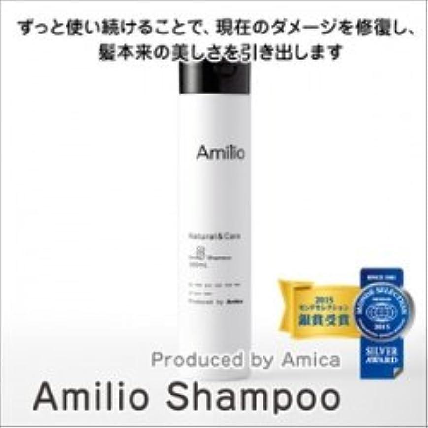 氏コースふさわしい【Amilio / アミリオール】美容師がこだわってつくったシャンプー 300ml