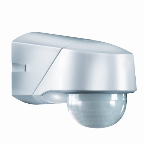 Esy -Lux EM10015311 -RC230i 602623 Luminaires Extérieur Détecteur de Mouvement IP54 Blanc
