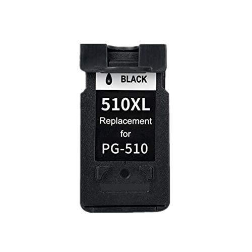TZZD Cartucho de tinta compatible PG510 CL511 para Canon PG 510 510XL para impresora MP280, MP480, MP490, MP240, MP250, MP260, MP270, IP2700 (color 1 unidad)