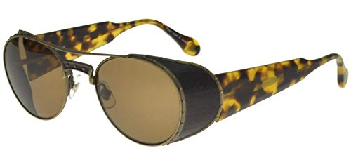 Matsuda Gafas de Sol M3032 Antique Gold/Brown 51/20/125 unisex