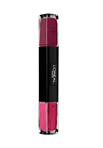 L'Oréal Paris – Infaillible Vernis Gel Duo – Nagellack und Gel Top Coat 021 Always A Lady