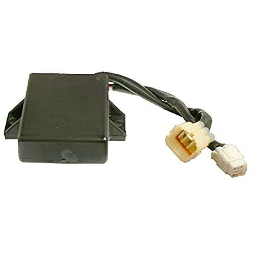 DB Electrical IYA6022 CDI Module Compatible With/Replacement For Yamaha Atv 350 Banshee Yfz350 1997-2008 Multicurve Iya6022