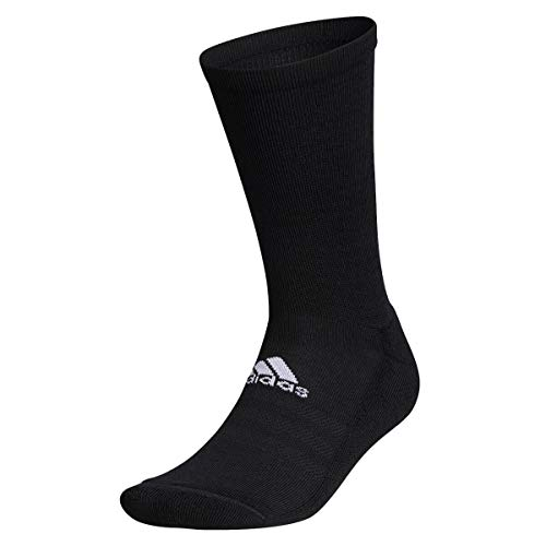 adidas Golf Mens 2021 Basic Crew Soft Mid Foot Support Calcetines acolchados