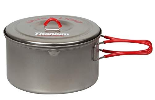 Evernew Titanium UltraLight Pot #1 (0.6L)