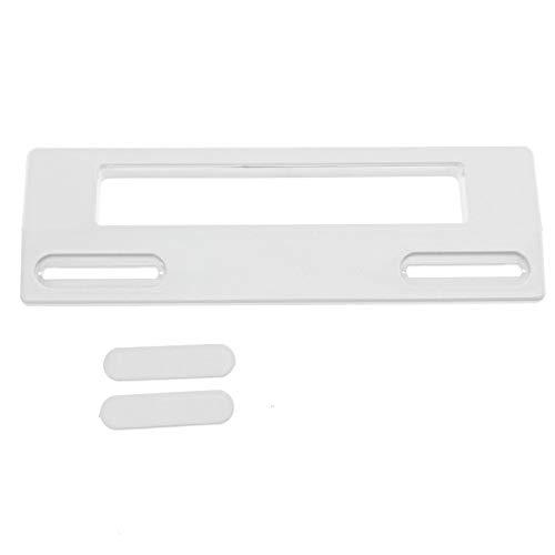 Porte Poignée blanche réfrigérateur réglable 188 mm pour LABCOLD Réfrigérateur Congélateur