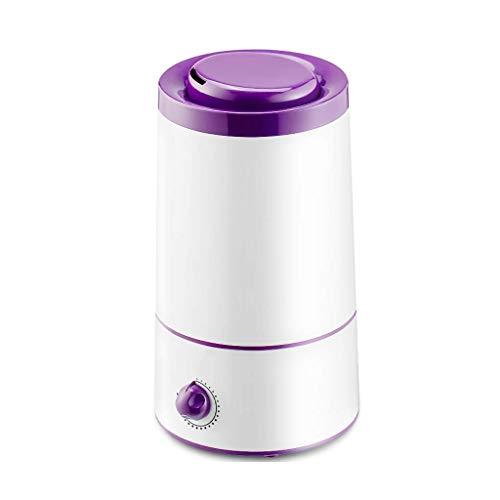 XSWZAQ Ultrasonidos humidificador de Vapor frío for el Dormitorio - Top Rellena humidificadores con 3,5 litros del Tanque de Agua, los aceites Esenciales difusor, silencioso, Apagado automático, Easy