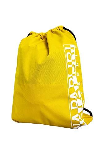 NAPAPIJRI Unisex Happy Gym Sack 1 N0YI0D PESD YA7 Freesia Yellow Unique