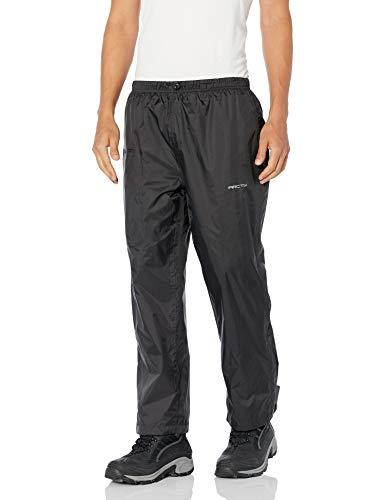 Arctix Men's Storm Rain Pant, Black, Large (36-38W 30L)
