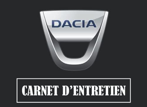 CARNET D'ENTRETIEN: Carnet d'ent...