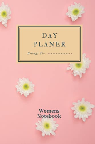 day planner: every day 1 page to do liste for womens (important task, meal tracker and more) 6''x9''