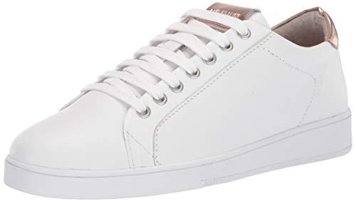 Blackstone Damen RL90 Hohe Sneaker, Mehrfarbig (White Rose Gold Whrg), 37 EU