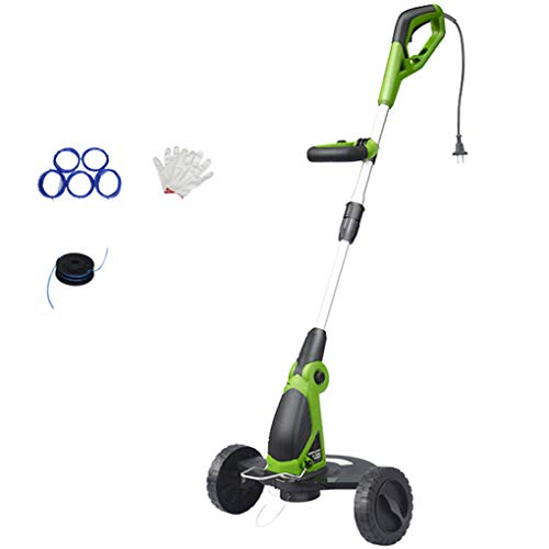 Best Price Portable String Trimmer, 350W Copper Wire Motor/Safety Shield/Foldable 500mm, Weighs Only...