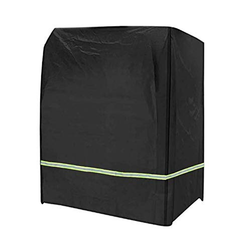 Outdoor Chair Cover Furniture Protective Stackable Waterproof Reclining Pation Chair Cover for Outdoor Furniture Heavy Duty,135 x 105 x 175 / 140cm