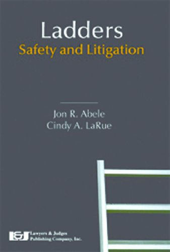 Ladders: Safety and Litigation (English Edition)