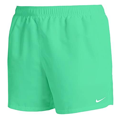 Nike 12,7 cm Volley-Shorts für Herren, Herren, Schwimm-Slips, NESSA560-315, Grün Glow, L