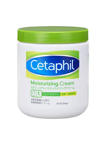Cetaphil セタフィル モイスチャライジングクリーム