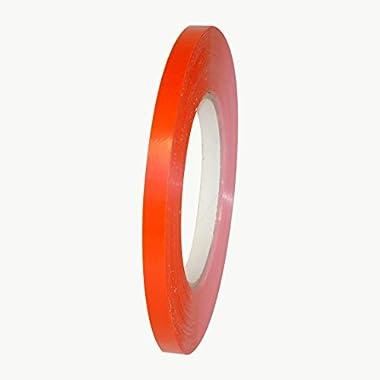J.V. Converting BST-24/RD038180 JVCC BST-24 Bag Sealing Tape: 3/8  x 180 yd., Red