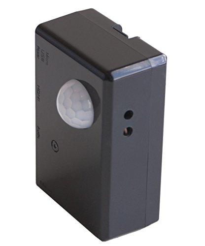 SPI-Box Raspberry Pi 2 PIR-Bewegungsmelder aktiviert Überwachungskamera Starter Kit