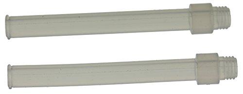 3x tubo de admisión de leche 5332259500 compatible con DeLonghi EN720, EN660, EN670,...