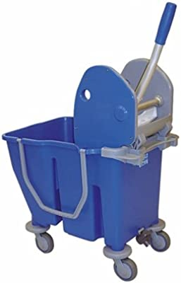 MONO - 30 Ltr Mop Rinsing trolley with drainage system