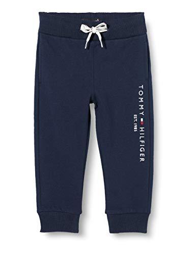 Tommy Hilfiger Essential Sweatpants Pantaloni, Blu, 12 Bimbo