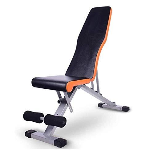Sit-up Board Dumbbell Bench Multifunzionale Attrezzatura per Il Fitness Addominali Addominal Muscle Board Fitness Attrezzature per Il Fitness Home Sedia Sportiva Addomen