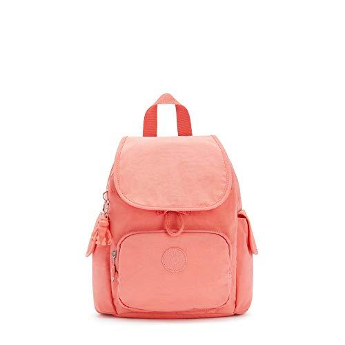 Kipling City Pack Mini Backpack Fresh Coral