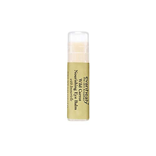 evanhealy Wild Carrot Nourishing Eye Balm | Traveling Moisturizer Stick | Hydrate & Brighten Eyes, Face, Body