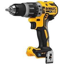 De-Walt DCD796B 20V Max XR 1/2' 2 Speed Brushless Hammer Drill Driver Li-ion (Bare Tool)