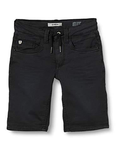 Garcia Kids Jungen GS030125 Shorts, Schwarz (Off Black 1755), (Herstellergröße: 170)