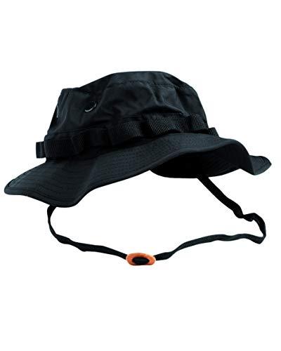 Cappello Militare - Esercito USA - Trilaminat - Nero - Nero, L