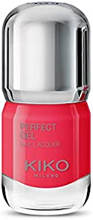 KIKO Milano Perfect Gel Nail Lacquer 09 Strawberry, 10 ml