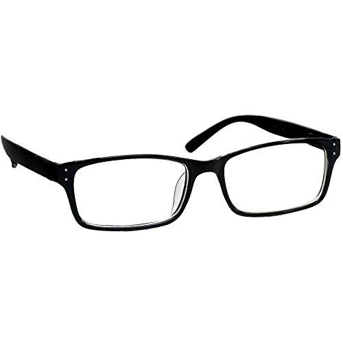 Computer Reading Glasses – Computer Readers with Anti Blue Light, Anti UV, Anti-Glare, and are Anti Reflective - SI - 0.00