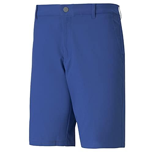 PUMA Golf- Jackpot Short Mazarine Blue Size 38