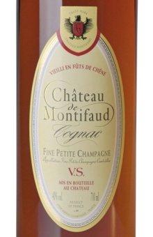 Cognac VS - Château de Montifaud 40,0%, 0,7 L