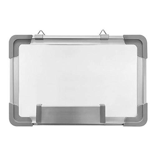 Quadro Branco Magnético 30x20 Moldura Alumínio Keep - QB004
