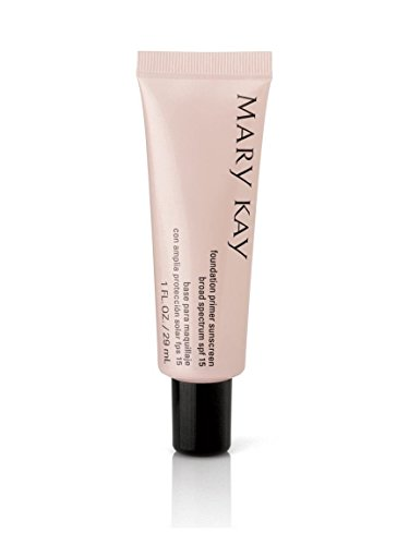 commercial mary kay sunscreen Mary Kay Foundation Sunscreen Broad Spectrum SPF 15 1 fl oz