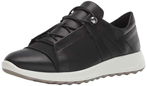 ECCO Flexure Runner II, Zapatillas para Mujer, Negro (Black/Black 51707), 41 EU